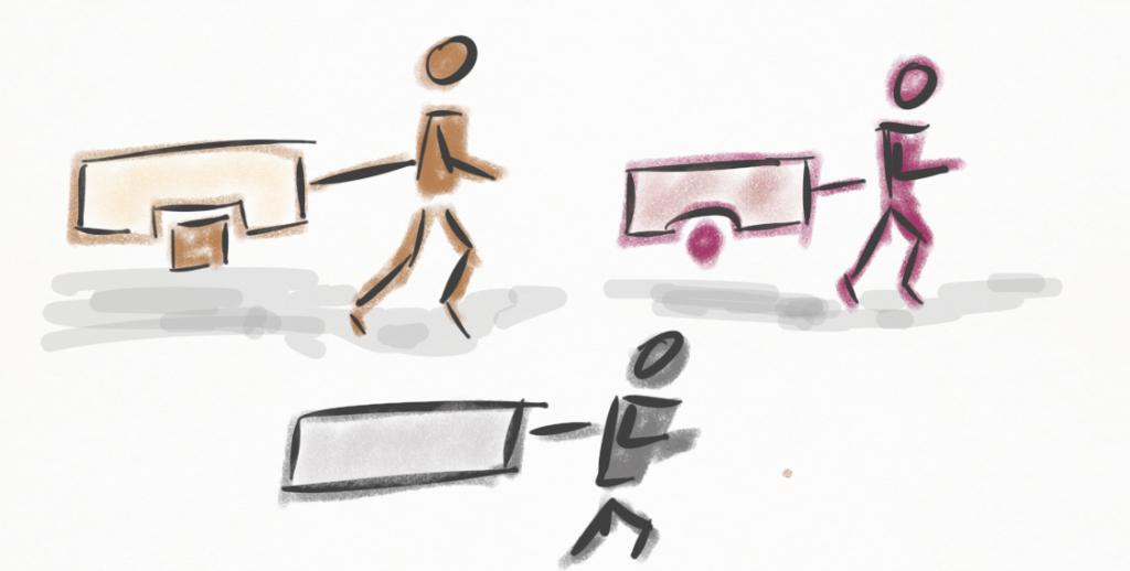 Wie man den Karren zum Laufen bringt oder ist Transparente Kommunikation wirklich so schwer?