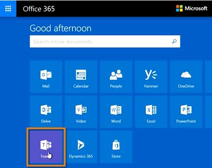 Microsoft Teams jetzt allgemein verfügbar