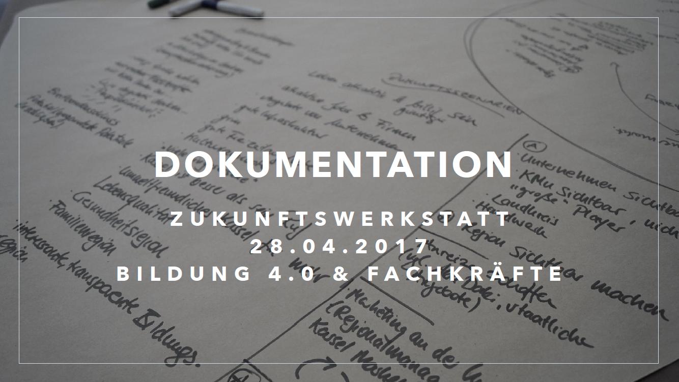 Zukunftswerkstatt der IHK: Fachkräftemangel und Bildung 4.0