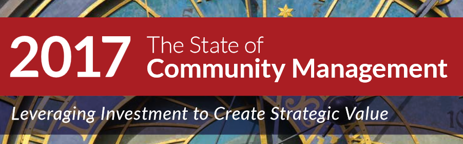 State of Community Management 2017