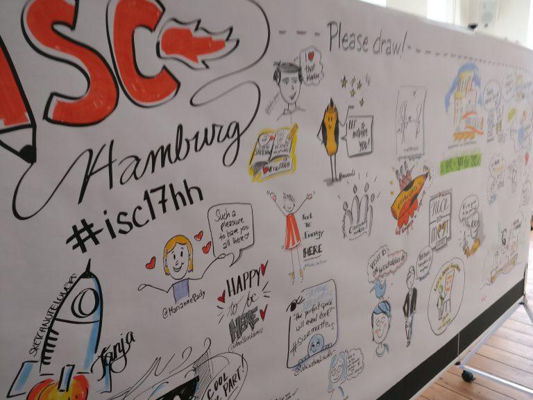Internationales Sketchnotes Camp #isc17hh